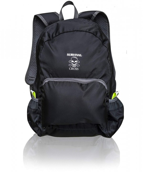 Survival Cross Backpack Lightweight Hiking
