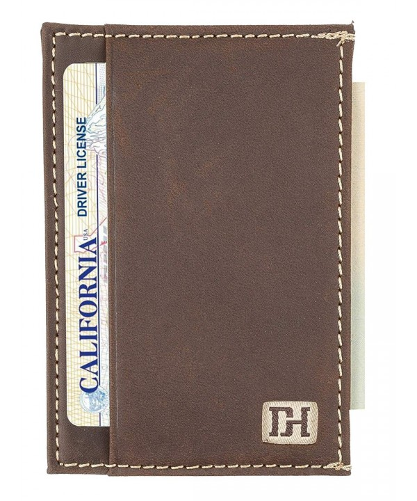Mens Wallets Credit Holder Leather