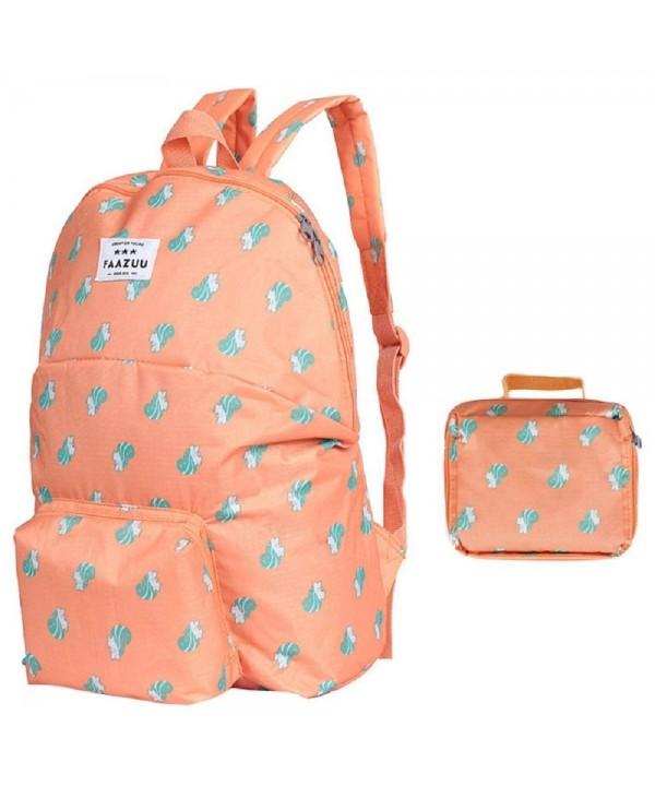 Folding Bag Women Multipurpose Backpack