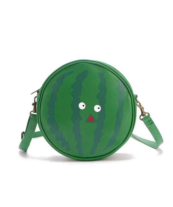 Crossbody Pineapple Watermelon Shoulder Watermelonound###Discount Real Women Shoulder Bags for Sale