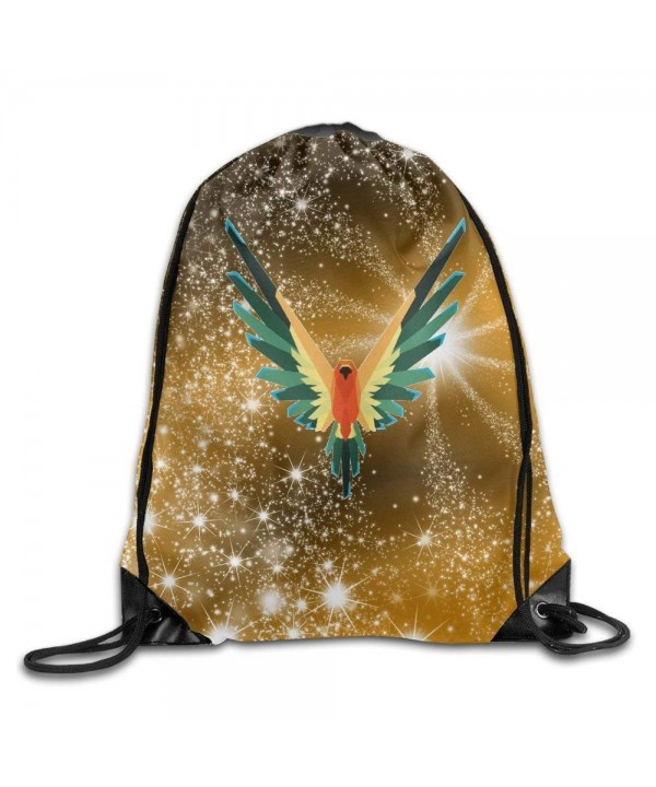 Logan Pauls Parrot Drawstring Backpack
