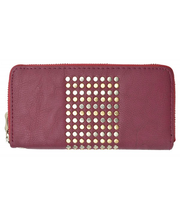 New Design Zip around Ladies Wallet