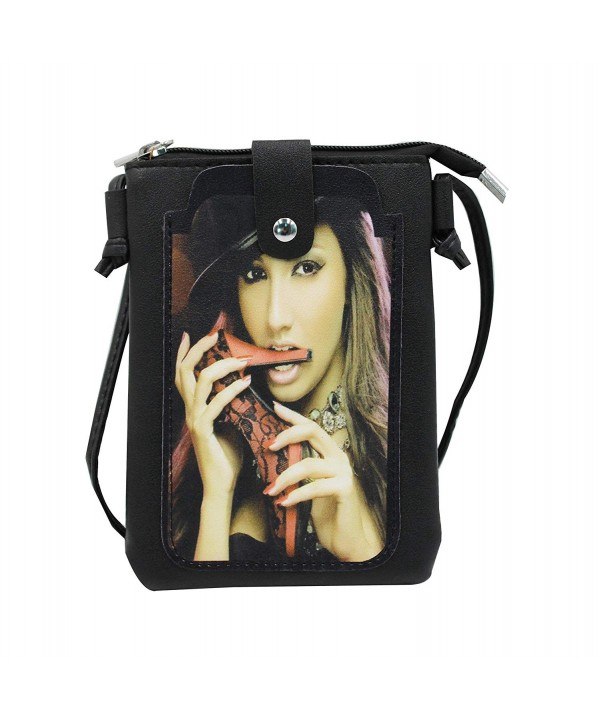 Crossbody Shoulder Holder Smartphone Wallet