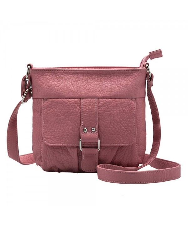 GLITZALL Stylish Crossbody Handbag Compartment