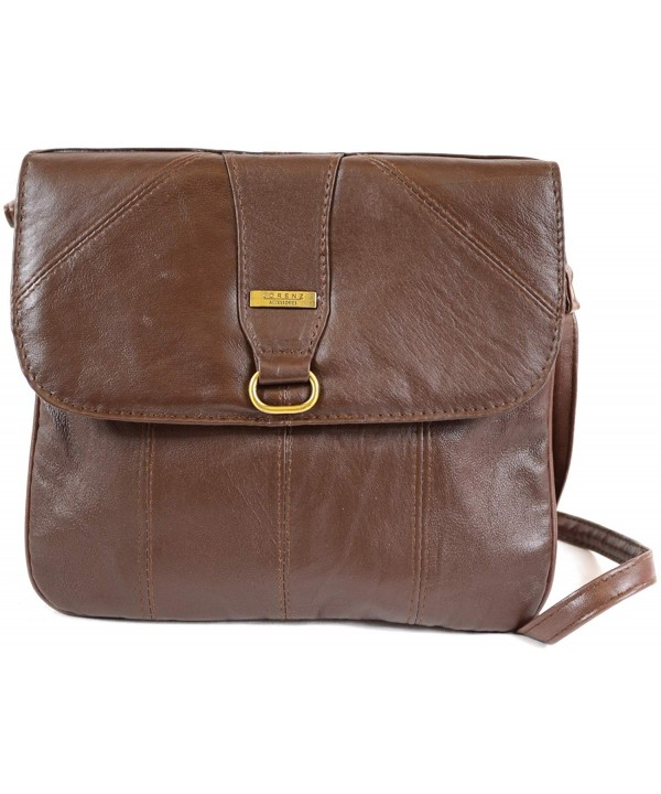 Ladies Super Nappa Leather Shoulder