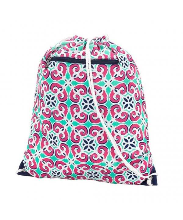 Fashion Print Backpack Style Personalization