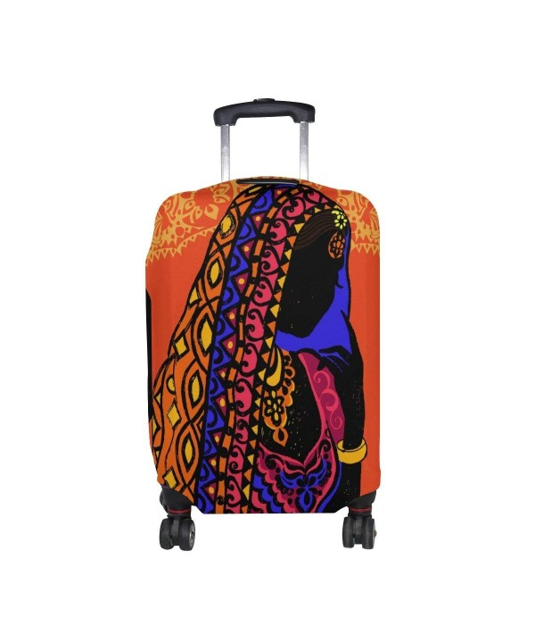 Beautiful African Luggage Suitcase Protector