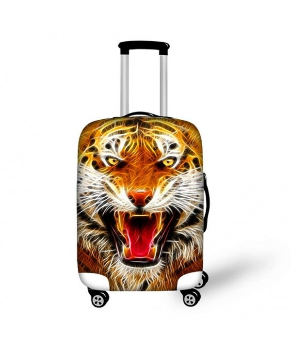 HUGS IDEA Stylish Protective Suitcase