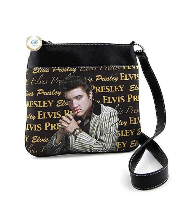 Elvis Presley Cross Body Signatures