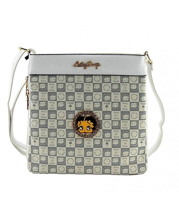 Betty Boop Premium Collage Messenger