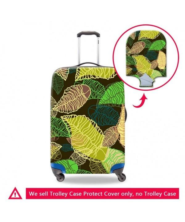 CreativeBags Washable Spandex Luggage Suitcase