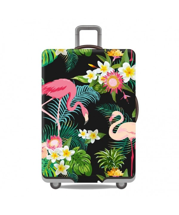 Artone Flamingo Washable Protector Suitcase