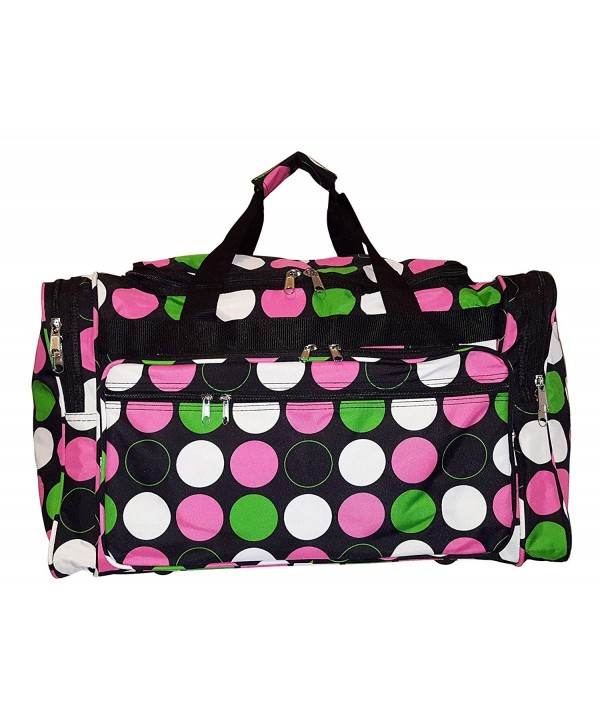 Fashion Multi Pocket Travel Duffle