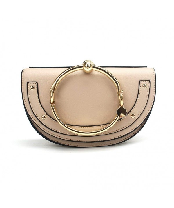 Yoome Circular Handle Handbags Crossbody