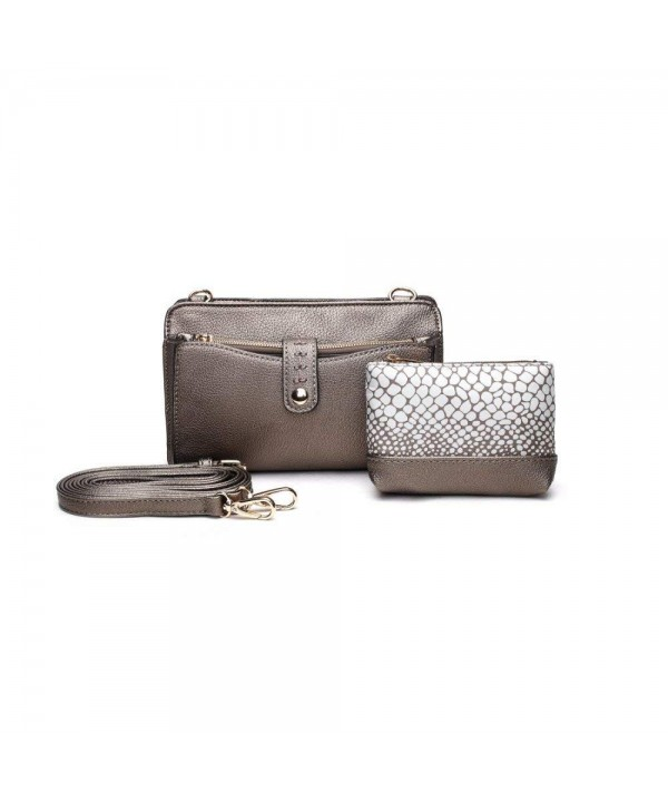 Clutch Purses Organizer Crossbody Handbag