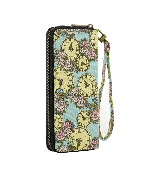 Wallets Capacity Wristlet Cellphone Organizer