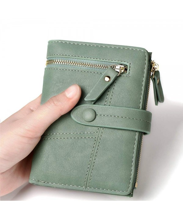 Wallet Blocking Leather Bifold Holder