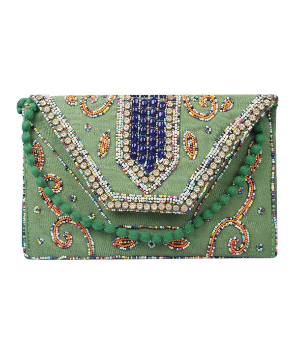 Brazeal Studio Collection Embroidered Envelope
