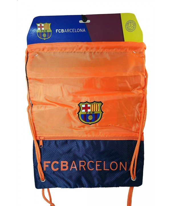 Barcelona Drawstring Backpack Authentic Official