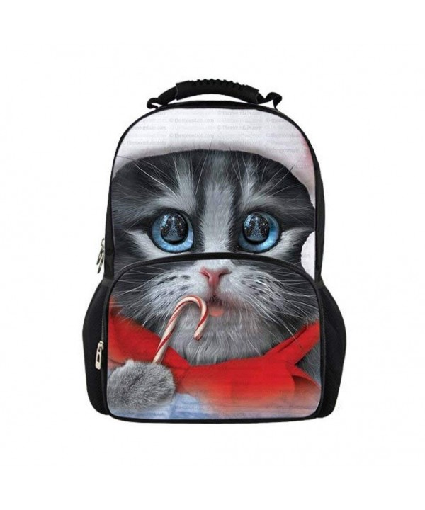 DESIGNS Kawaii Kitten Backpack Capacity