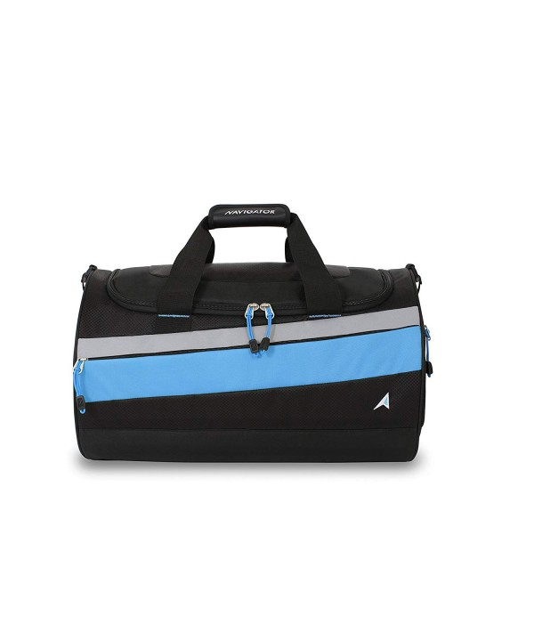Navigator Leeward Collection Duffel Black