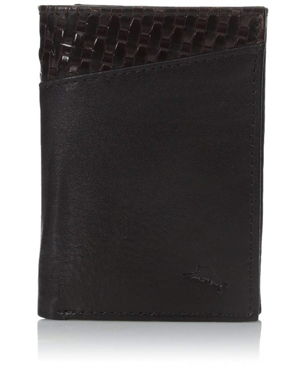 Tommy Bahama Milled Leather Trifold