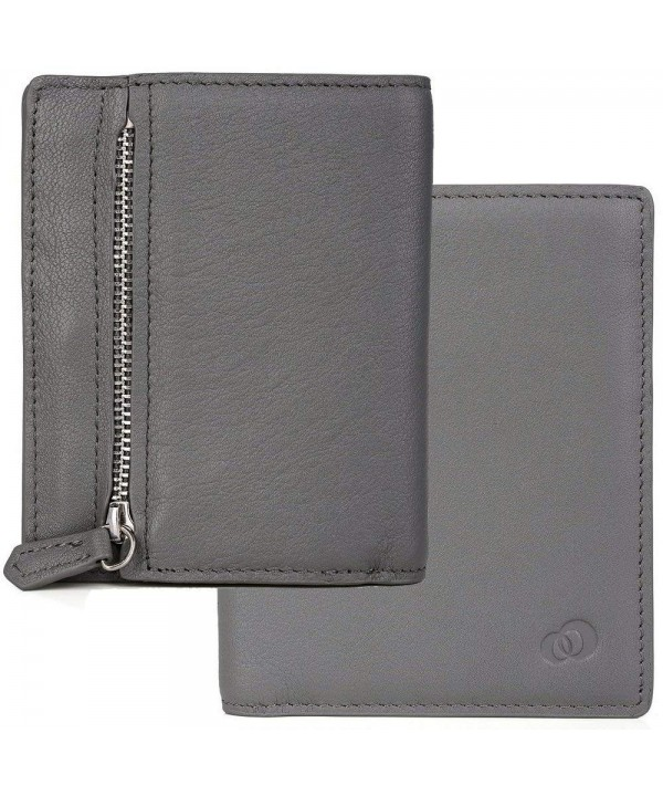 Unisex Genuine Leather Pocket Sharkskin