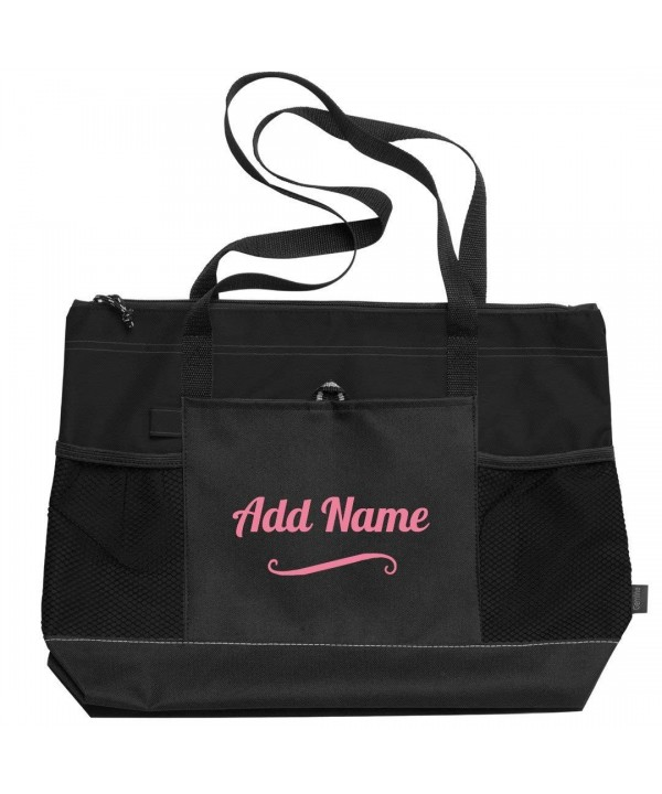 Create Custom Designed Bag Zippered