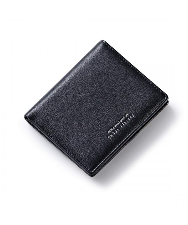 Womens Wallet Bifold Compact Leather