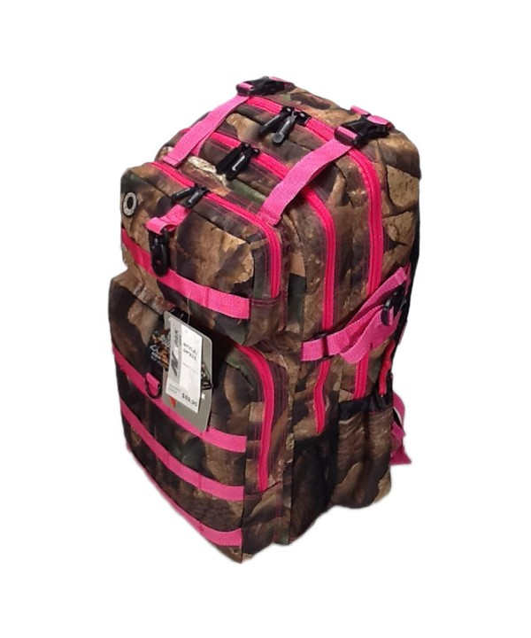 Nexpak Hunting Camping Backpack CAMOUFLAGE