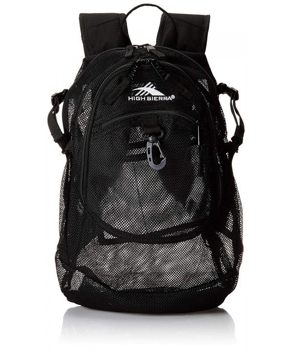 High Sierra Airhead Backpack Black