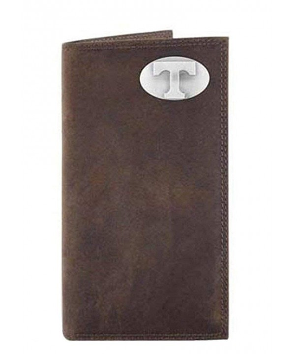 Tennessee Leather Crazy Horse Wallet