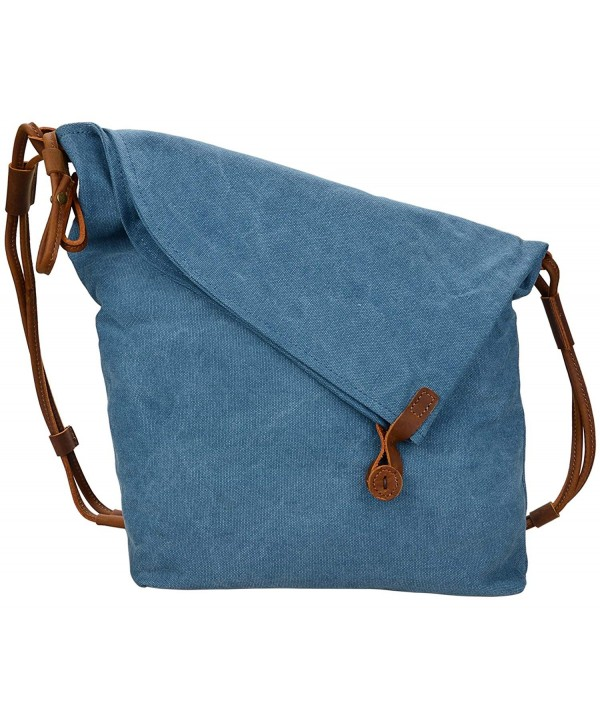 ALTOSY Crossbody Messenger Shouder Blue