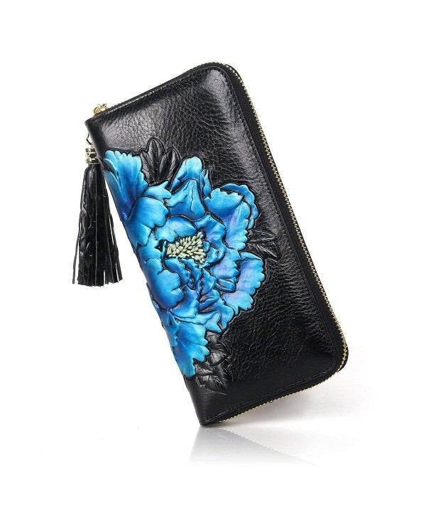 APHISON Womens Leather Wallets Handbag