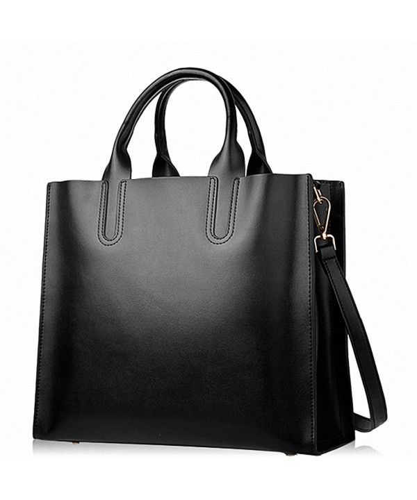 UtoteBag Shoulder Genuine Leather Interior