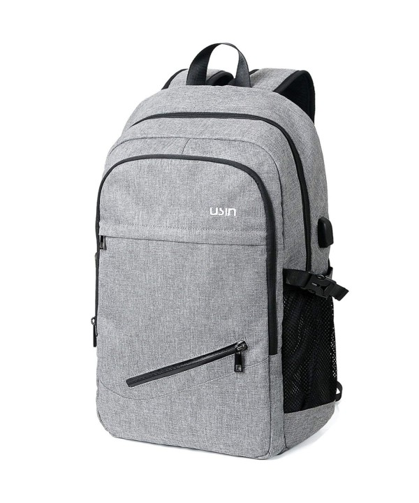 USIN Backpacks Repellent Computer Charging