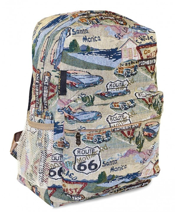 J Garden Route 66 Backpack