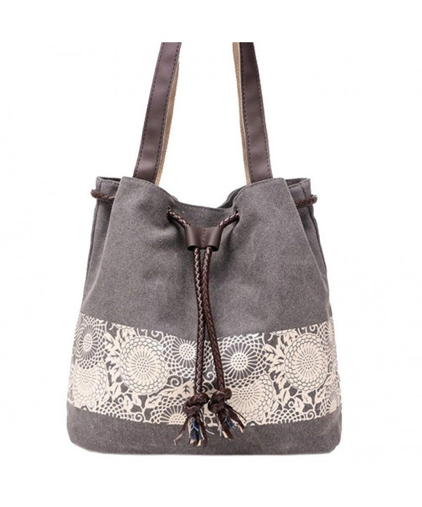 Women Canvas Cross Purse Shoulder