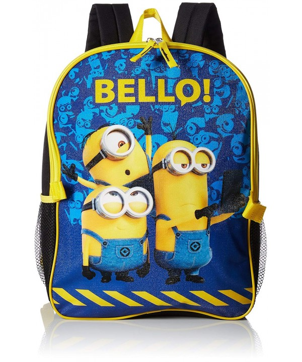 Despicable Me Backpack Detachable Inches