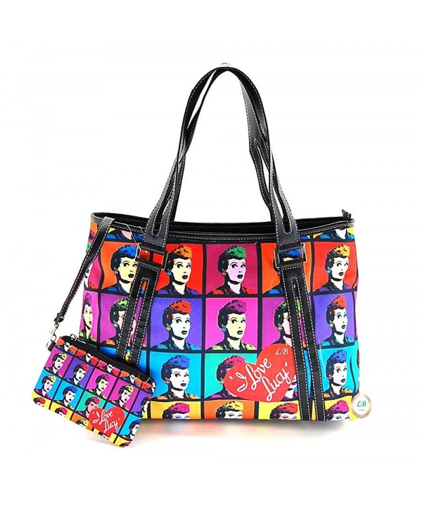 Love Lucy Tote Handbags LN1201