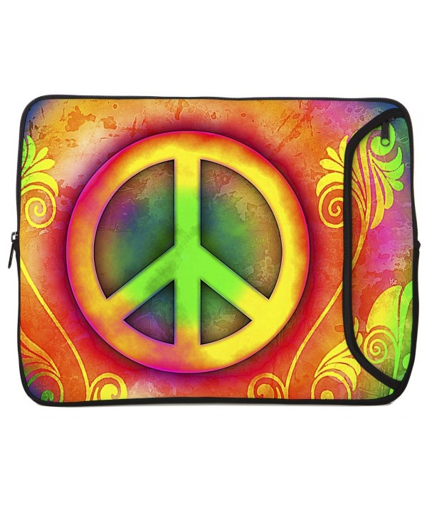 Designer Sleeves Peace Tablets 10DS PEAC