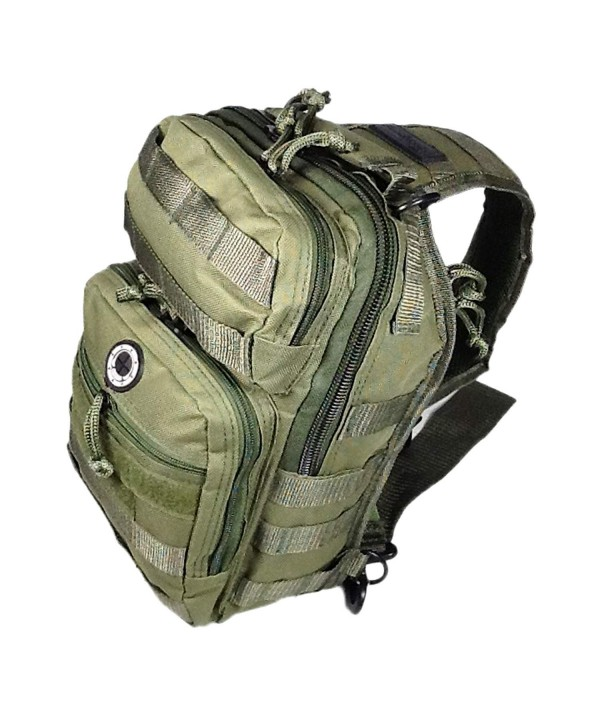 800cu Tactical Shoulder Hiking Backpack