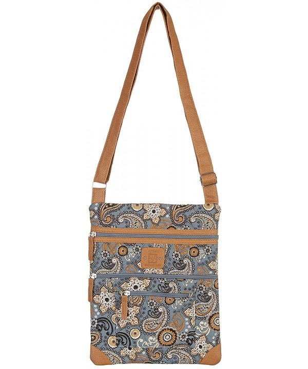 Stone Mountain Paisley Quilted Lockport