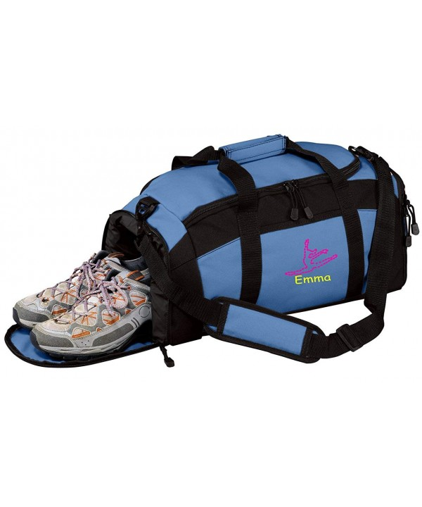 Personalized Dance Sports Duffel Carolina