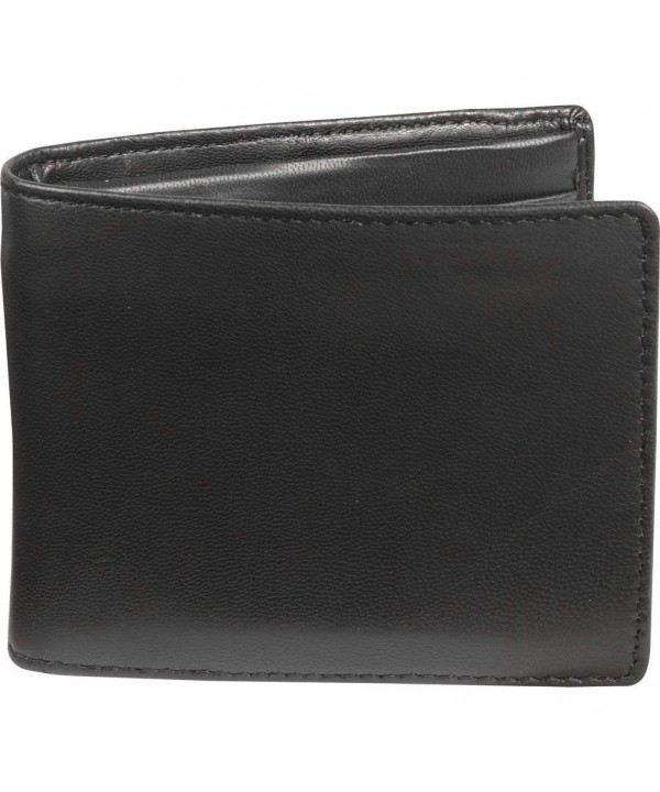 Buxton Mountaineer Convertible Billfold Black