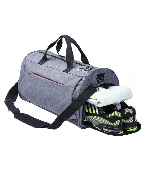 AiiGoo Sports Gym Bag Compartment
