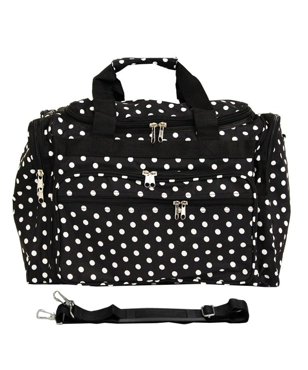 World Traveler 81T16 504 Duffle Black