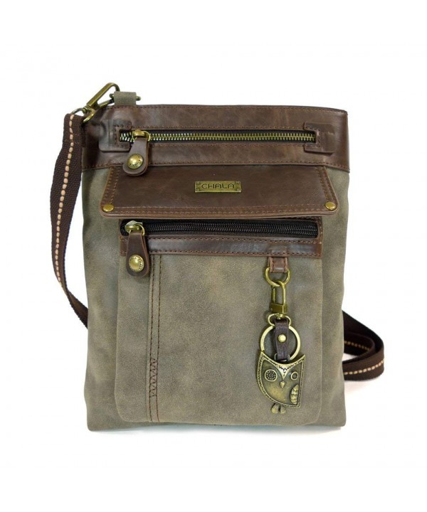 Chala Gemini Vegan Leather Crossbody