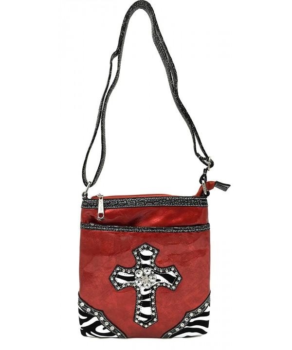 Crossbody Womens Messenger Leather Vintage