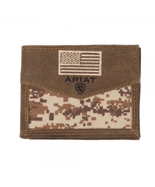 Ariat Unisex Adults Patriot Digital Bifold